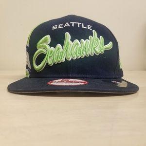 Seattle Seahawks new era 9fifty snapback